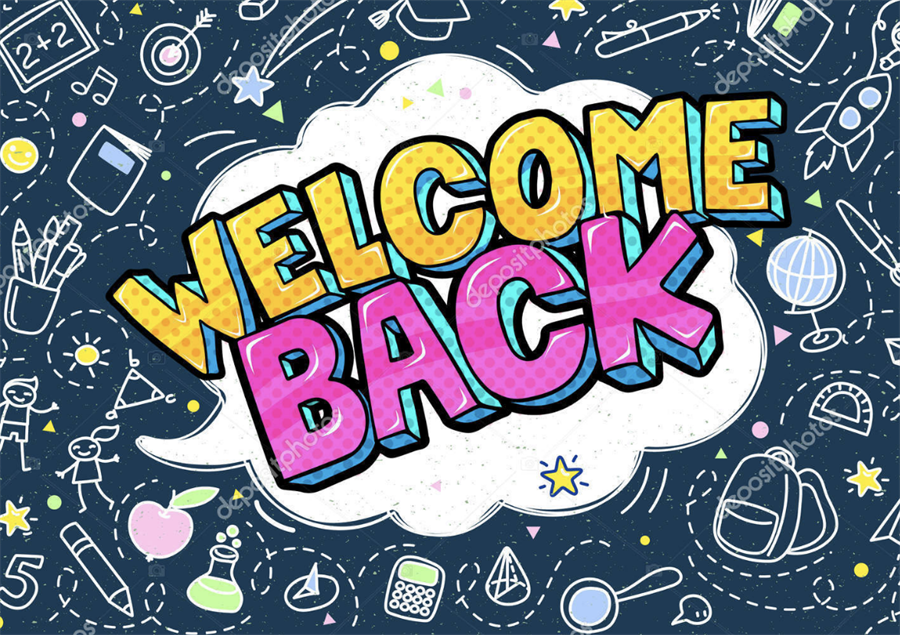 Welcome Back Wolfpack. 1st Day of School!