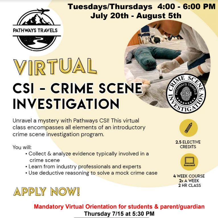 Pathways CSI